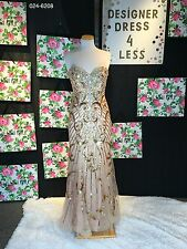 ALYCE PARIS 024-6208 Designer Sequin Gown. Prom. Pageant. Formal. Homecoming.