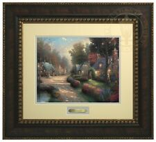 Thomas Kinkade Cobblestone Lane Prestige Home Collection