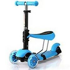 Diverse Scooters  (3 in 1, Mini, Maxi, Adult ) for  Kids of all Ages and Adults