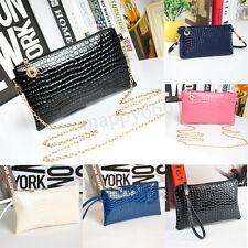 Women Leather Purse Messenger Crossbody Bags Clutch Shoulder Handbag Wallet Lot