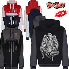 Hotrod 58 Marilyn Monroe Vintage Rockabilly Retro Hoody Hoodie zipper Jacket 131