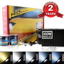 55W/75W/100W 9005 9006 880 H1 H4 H7 H3 H11 H13 5202 HID Headlight Conversion Kit