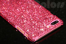 Rose Crystal Bling Diamond Case Cover For iPhone 7 8 Plus W/H SWAROVSKI Elements