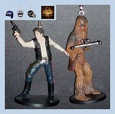 STAR WARS MOVIE FIGURINES FROM A NEW HOPE CEILING FAN PULLS/CHAIN PULLS