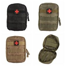 Tactical EMT Medical First Aid Kit Bag Outdoor Emergency Travel Carry Bag Newest