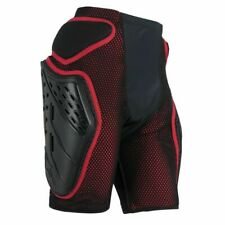 Alpinestars Bionic Freeride Base Protection Shorts - Black/Red - Mens Small-2XL