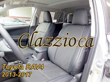 2013-2017 TOYOTA RAV4   CLAZZIO LEATHER SEAT COVER (1ST+2ND ROWS)