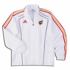 ADIDAS SPAIN PRESENTATION JACKET FIFA WORLD CUP 2010 White.