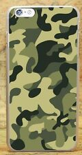 Military Color Camouflage Hard Case Cover Coque Fundas For All Phone Models