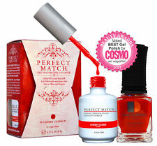 LeChat Perfect Match Color Gel Polish + Nail Polish Duo PMS121 - PMS193 - Pick 1