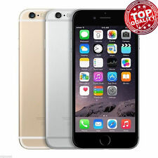 No Finger Apple iPhone 6 16GB 64GB 128GB Sim Free Unlocked Smartphone 3 Colors A