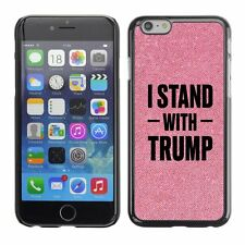 Hard Phone Case Cover Skin For Apple 453 USA Trump simple red