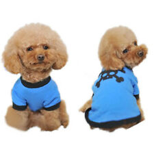 Skull Pattern Pet Dogs Clothes T-Shirt Small Dog Puppy Clothing Costume XS/S/M/L