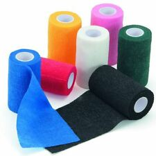 New Equine Horse Pony Vetwrap Polo Cohesive Wrap Veterinary Bandages New Colours