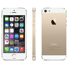 Apple iPhone 5S Gold 4S Black 16GB Factory Unlocked 4G Smartphone