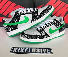 Nike Dunk Low Premium SB Loon Grey Green Spark Size 6-13 313170-011 Brand New