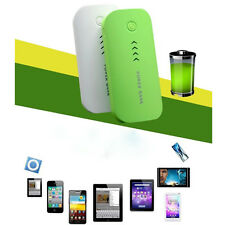 Portable Outdoor New 5600mAh Power Bank USB External Mobile Rechargeable Battery