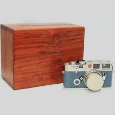 LEICA M6 Platinum for Anton Bruckner 9.7/10, wood box!