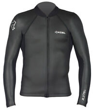 2/1mm Men's XCEL AXIS Smoothskin Jacket - Front Zip