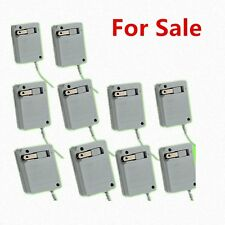 10pcs For Nintendo NDSi XL/L 3DS New Travel AC Adapter Home Wall Charger Lot EA