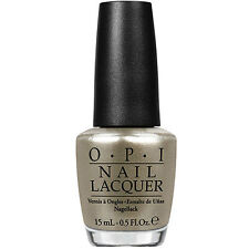 OPI Nail Polish/Lacquer 15ML Black, Gold & Silver COLLECTION 15ml