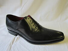 MENS LOAKE SHOES (GUNNY BLACK)