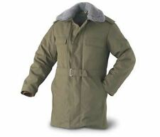 New Czech Army OD Green Parka ( Choice of Size ) Military Surplus