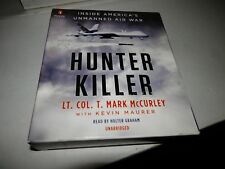Hunter KilleR .[Audio] by T Mark McCurley. FREE  SHIPPING UNABRIDGED