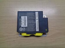 VW POLO 9N AIR BAG CONTROL MODULE UNIT ECU  6Q0909605S
