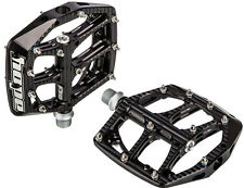 Hope F20 Pedals Black MTB Mountain Bike Downhill Flat Platform New 9/16""