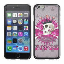 Hard Phone Case Cover Skin For Apple iPhone Zombie Skull