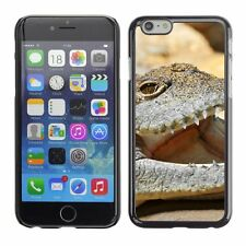 Hard Phone Case Cover Skin For Apple iPhone Crocodile