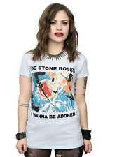 Stone Roses Women's I Wanna Be Adored T-Shirt
