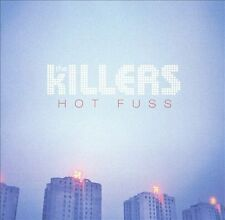 THE KILLERS HOT FUSS CD