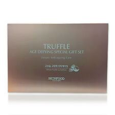 [SKINFOOD_SP] Truffle Age Defying Special Gift Set Samples  1pack(4pcs)