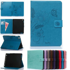 New iPad 4 iPad 2 3 Folio Magnetic PU Leather Case Smart Cover Stand Multi-Color