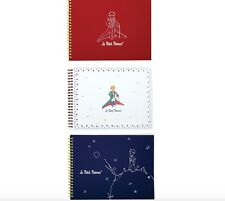 The Little Prince Planner Le Petit Prince Scheduler 255x190mm 70 sheets