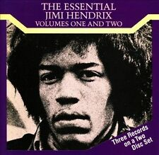 JIMI HENDRIX: THE ESSENTIAL JIMI HENDRIX (2-CD)