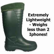 Mens Horse Thermal Waterproof Removable Liners Farm Yard Wellies Boots UK 5.5-15