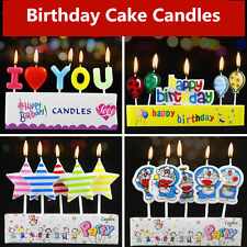 Birthday Party Candles Birthday cake Toppers Candles Decoration Frozen Candles