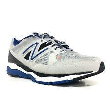 New Balance M1290NV Men's Running Shoes Grey/Blue Synthetic and Mesh Upper