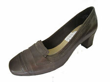 """LADIES ROCKPORT BROWN COURT SHOES """"SK58711"""""""