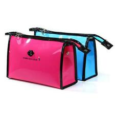 Protable Lips Pattern Candy Colors Makeup Hand Bag Cosmetic Purse Washing Bags