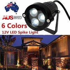 Outdoor Yard Garden Path Lawn Lamp Solar Power LED Lights Landscape Light kuyg