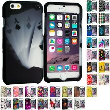For Apple iPhone 6S PLUS 5.5 Design Hard Snap-On Case Cover Accessory