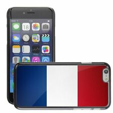 Hard Phone Case Cover Skin For Apple iPhone france national flag country flag