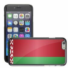 Hard Phone Case Cover Skin For Apple iPhone belarus national flag country flag