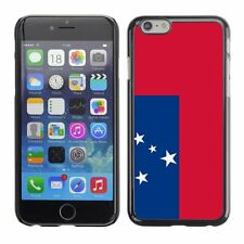 Hard Phone Case Cover Skin For Apple iPhone Pago Pago American Samoa Flag