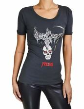 YEEZUS KANYE WEST TOUR MERCHANDISE TEE AUTHENTIC BY PACSUN WOMEN'S REAPER SKULL