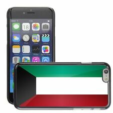 Hard Phone Case Cover Skin For Apple iPhone kuwait national flag country flag